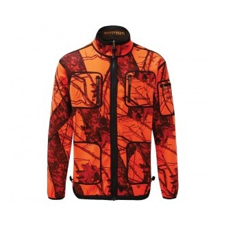 BLUZA SOFTSHELL D1212 SHOOTERKING
