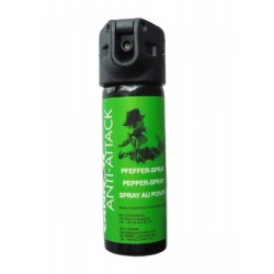 GAZ PIEPRZOWY W ŻELU CANNON ANTI-ATTACK 60ml